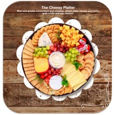 Cheesy Platter