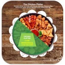 Mini Chicken Platter