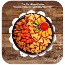 Fiery Feast Platter