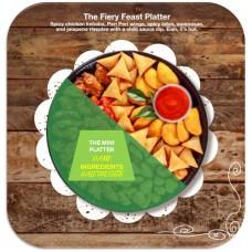Mini Fiery Feast Platter