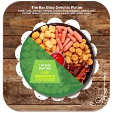 Mini Itsy Bitsy Delights Platter