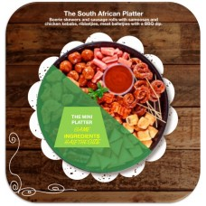 Mini South African Platter