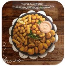 Fish Feast Platter