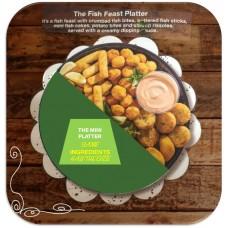 Mini Fish Feast Platter