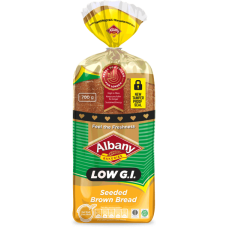 ALBANY SUPER LOW GI BROWN SEED 700G