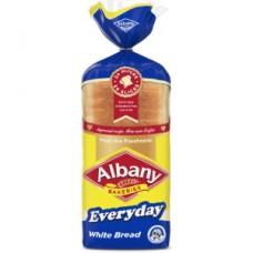 ALBANY EVERYDAY WHITE BREAD 700G