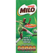 MILO FLAVOUR MILK CHOCOLATE 200ML