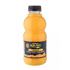 CLOVER KRUSH FRUIT JUICE ORANGE 500ML