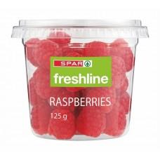 FRESHLINE RASPBERRIES 125GR