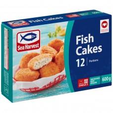 SEA HARVEST FISH CAKES 600G