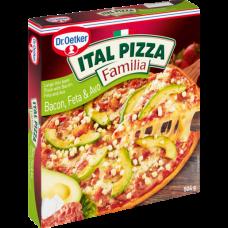 ITAL PIZZA FAM BACON FETA AND AVO 504GR