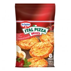 ITAL PIZZA MINIS 8'S