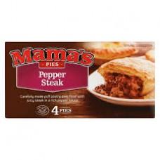 MAMAS PIES PEPPER STEAK 4'S