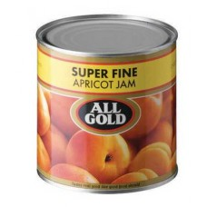 ALL GOLD SUPERFINE APRICOT  JAM 450G