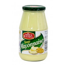 CROSS & BLACKWELL TANGY MAYONNAISE 750G