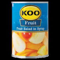 KOO FRUIT SALAD IN SYRUP 410GR