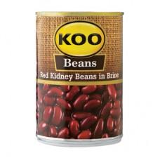 KOO RED KIDNEY BEANS 410GR
