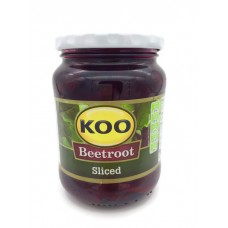 KOO SLICED BEETROOT 405GR