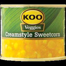 KOO SWEETCORN CREAMSTYLE 215GR