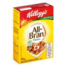 KELLOGGS ALL BRAN FLAKES 750G