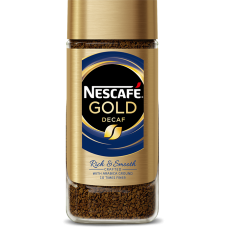 NESCAFE GOLD COFFEE DECAF 200G
