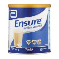 ENSURE VANILLA POP 400GR