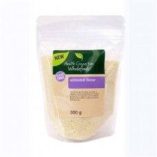 HEALTH CONNECTION ALMOND FLOUR	300GR