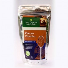 HEALTH CONNECTION CACAO POWDER 200GR