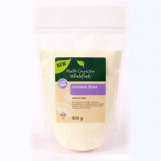 HEALTH CONNECTION COCONUT FLOUR 500GR