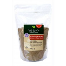 HEALTH CONNECTION FLAXSEED POWDER 500GR