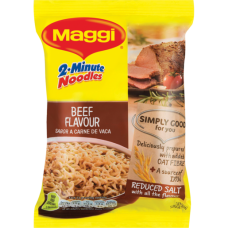 MAGGI 2 MIN NOODLES BEEF 73G