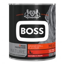 BOSS MATURE GRAND GRILL DOG FOOD 775G