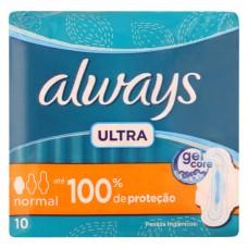 ALWAYS ULTRA NORMAL PLUS 10S