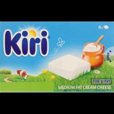 KIRI CREAM CHEESE 108G