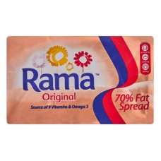 RAMA BRICK ORIGINAL 70% FAT SPREAD 125GR