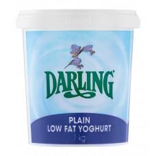 DARLING PLAIN LOW FAT YOGHURT 1KG